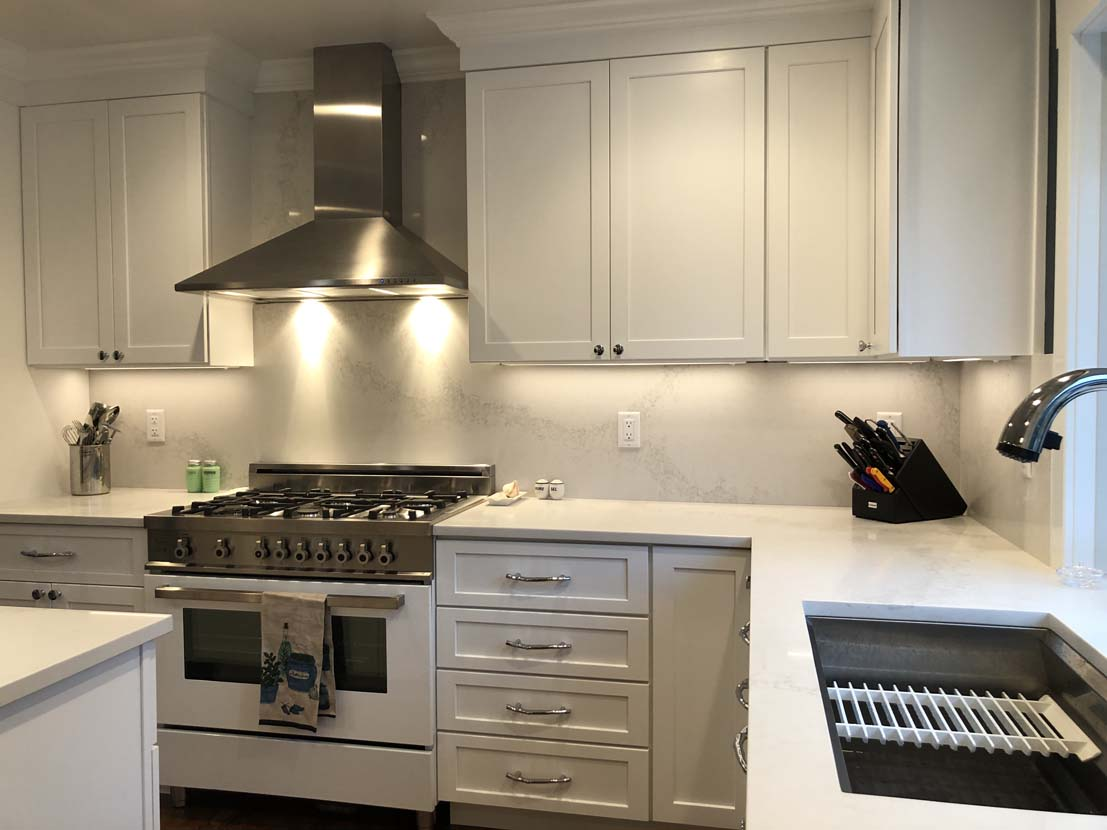 Kitchen Remodeling Custom Cabinets Rosa Carpentry Inc Greenwich Ct